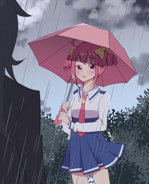 Tags: Anime, Pixiv Id 1007247, Smile Precure!, Wolf Runtarou, Wolfrun, Hoshizora Miyuki, Fanart From Pixiv, Twitter, Pixiv, Fanart