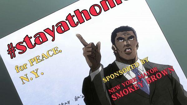 Smokey Brown - Battle Tendency