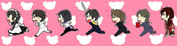Tags: Anime, KONAMI, beatmania, Beatmania IIDX, Group Chase, Smooooch・∀・, Character Request