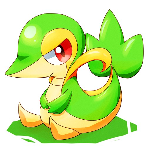 Snivy - Pokémon