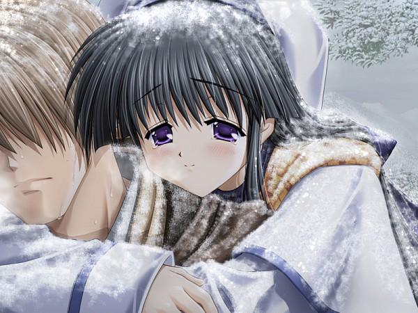 Snow (Visual Novel) - Studio Mebius