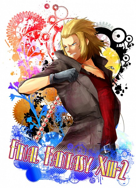 Tags: Anime, ALYSSA (Pixiv1037889), Final Fantasy XIII, Snow Villiers, Pixiv