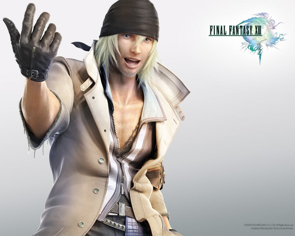 Tags: Anime, Final Fantasy XIII, Snow Villiers