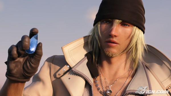 Tags: Anime, Final Fantasy XIII, Snow Villiers, Facebook Cover