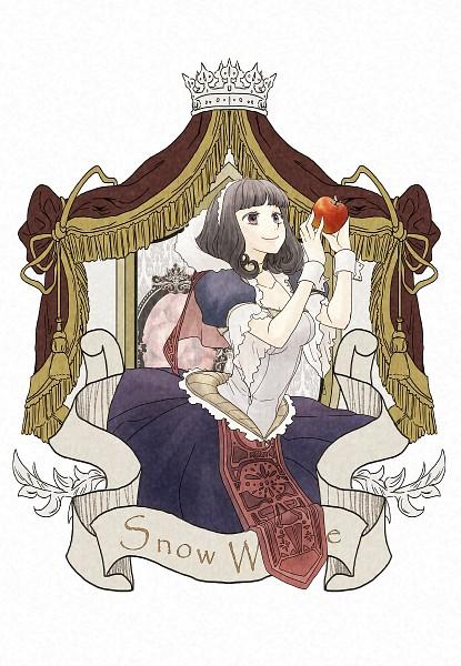 Tags: Anime, Maru / まる, Snow White and the Seven Dwarfs, Snow White, Pixiv, Mobile Wallpaper, Fanart