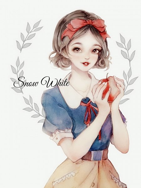Tags: Anime, Pixiv Id 9591121, Snow White and the Seven Dwarfs, Snow White, Pixiv, Fanart, Fanart From Pixiv