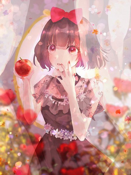 Tags: Anime, Pixiv Id 45855587, Snow White and the Seven Dwarfs, Snow White, Fanart, Fanart From Pixiv, Pixiv