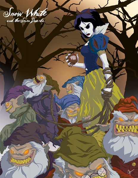 Snow White and the Seven Dwarfs (Disney) - Snow White and the Seven Dwarfs