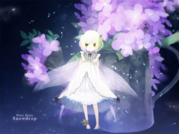 Snowdrop (Pixiv Fairy) - Pixiv Fairy Ikusei Kikaku