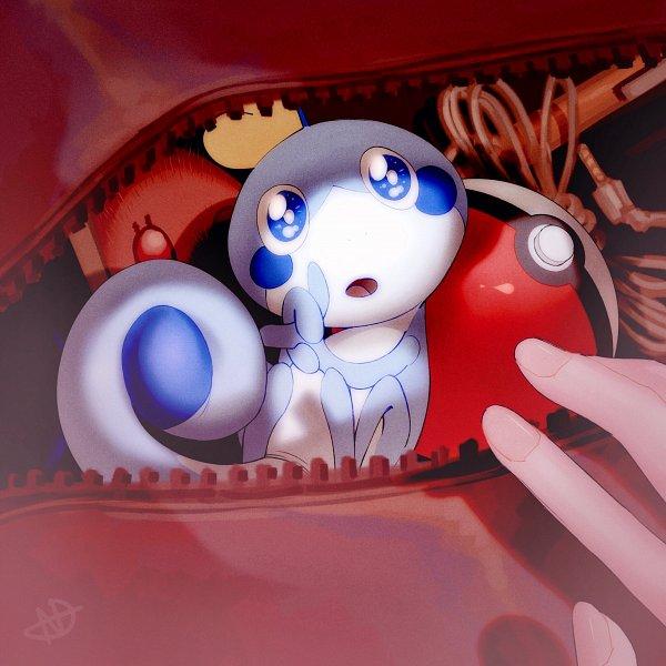 Tags: Anime, Pixiv Id 5541220, Pokémon Sword & Shield, Pokémon, Sobble, Fanart, Fanart From Pixiv, Pixiv