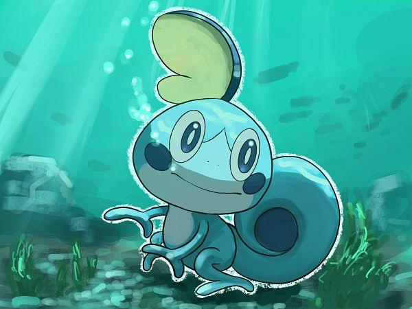 Tags: Anime, Pixiv Id 24704749, Pokémon Sword & Shield, Pokémon, Sobble