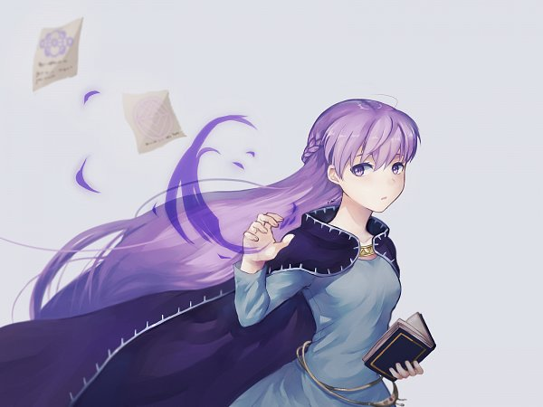 Tags: Anime, Pixiv Id 14327676, Fire Emblem: Fuuin no Tsurugi, Sofiya, Braiding, Fanart From Pixiv, Fanart, Pixiv, Wallpaper