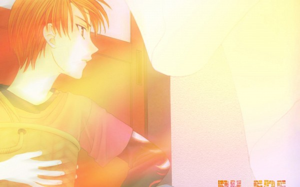 Tags: Anime, Fruits Basket, Sohma Kyo, Wallpaper