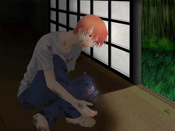 Tags: Anime, Fruits Basket, Sohma Kyo