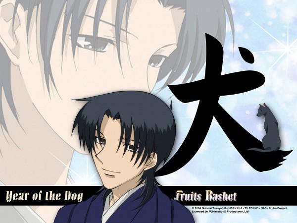 Tags: Anime, Fruits Basket, Sohma Shigure, Wallpaper