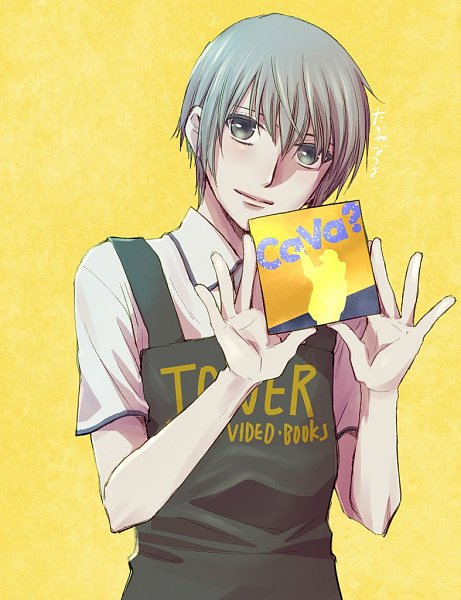 Tags: Anime, Takaya Natsuki, Fruits Basket, Sohma Yuki, CD (Object), Official Art, Twitter