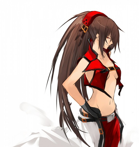 Tags: Anime, GUILTY GEAR, Sol Badguy