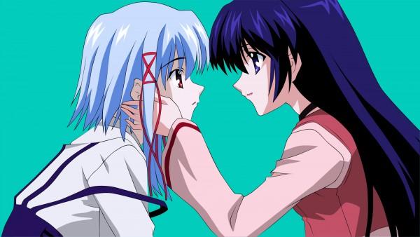 Tags: Anime, Koga Makoto, Sola, Morimiya Aono, Shihou Matsuri, HD Wallpaper, Wallpaper
