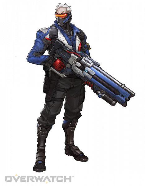 Soldier: 76 - Overwatch