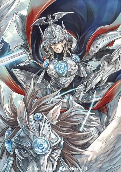 Solitary Knight Gancelot - Royal Paladin