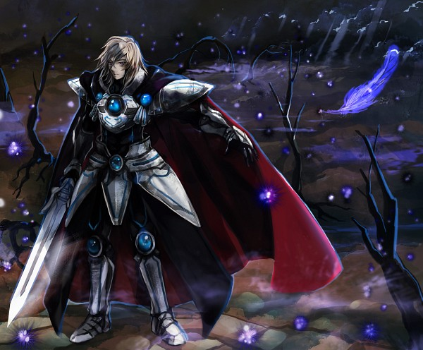 Tags: Anime, Wonagi, Cardfight!! Vanguard, Solitary Knight Gancelot, Pixiv, Fanart, Vanguard Unit, Vanguard Race: Elf, Royal Paladin