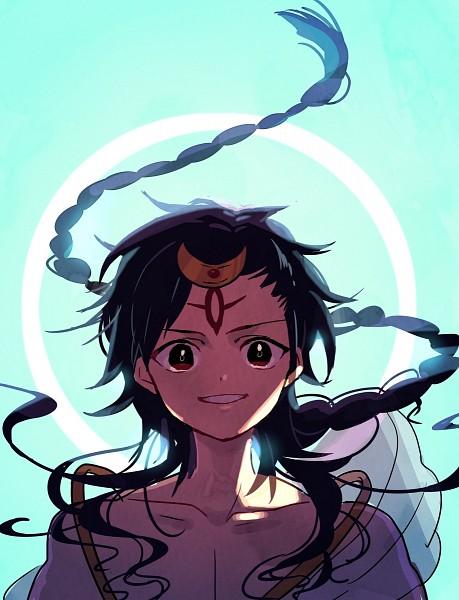 Tags: Anime, Sono (Pixiv347019), MAGI: The Labyrinth of Magic, Solomon Jehoahaz Abraham, Fanart From Pixiv, Pixiv, Fanart