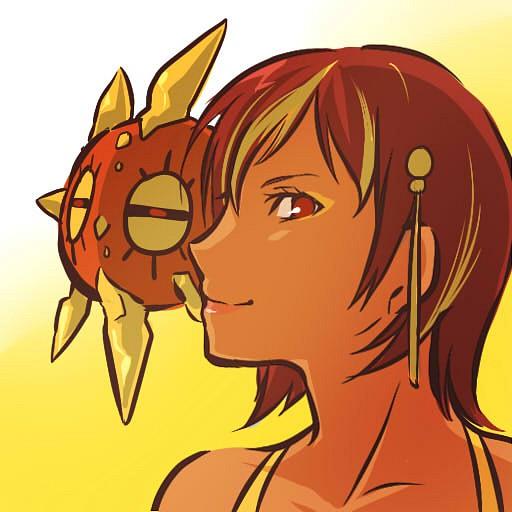 Solrock - Pokémon