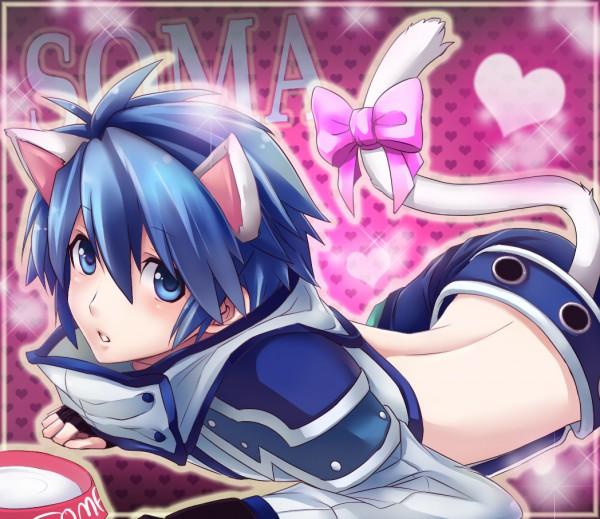 Tags: Anime, Imoko (Pixiv 809880), Tartaros Online, Soma, Pixiv, Fanart