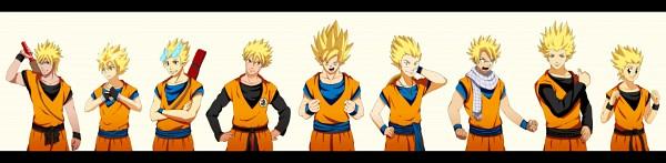 Son Goku (DRAGON BALL) (Cosplay) - Son Goku (DRAGON BALL)