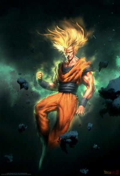 Tags: Anime, DRAGON BALL, DRAGON BALL Z, Son Goku (DRAGON BALL), Aura, Mobile Wallpaper, Super Saiyan, Super Saiyan 3