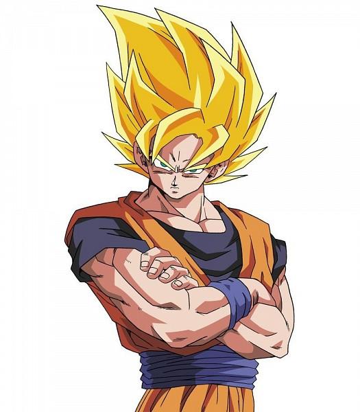 Tags: Anime, DRAGON BALL, DRAGON BALL Z, Son Goku (DRAGON BALL), Gi, Super Saiyan