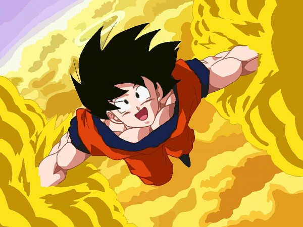 Tags: Anime, DRAGON BALL, DRAGON BALL Z, Son Goku (DRAGON BALL)