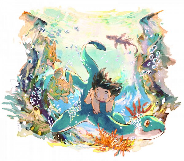Tags: Anime, Pixiv Id 2928911, DRAGON BALL, Son Goku (DRAGON BALL), Fanart, Fanart From Pixiv, Pixiv