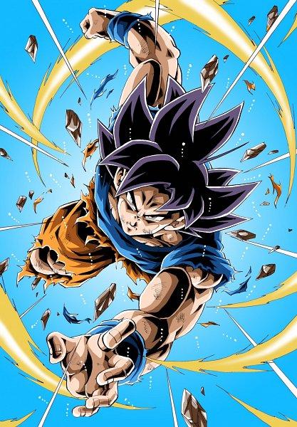 Tags: Anime, Pixiv Id 46703904, DRAGON BALL SUPER, DRAGON BALL, Son Goku (DRAGON BALL), Ultra Instinct, Pixiv