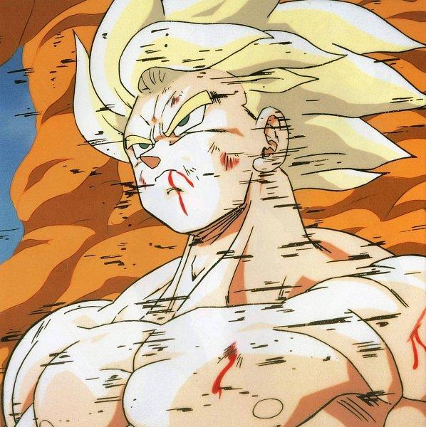 Tags: Anime, DRAGON BALL, Son Goku (DRAGON BALL), Super Saiyan