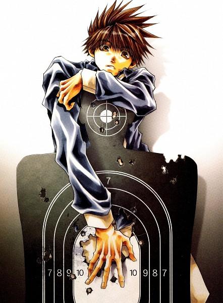Tags: Anime, Kazuya Minekura, Saiyuki, Son Goku (Saiyuki)