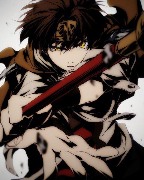Tags: Anime, Pixiv Id 1220405, Saiyuki, Son Goku (Saiyuki), Wallpaper, Fanart From Pixiv, Fanart, Pixiv