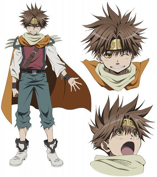 Son Goku (Saiyuki) - Saiyuki