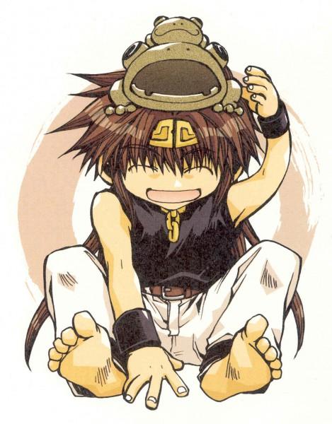 Tags: Anime, Kazuya Minekura, Saiyuki, Saiyuki Gaiden, Son Goku (Saiyuki)