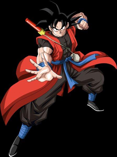 Son Goku (Xeno) - Super Dragon Ball Heroes