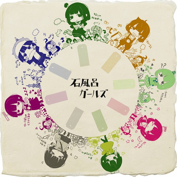 Tags: Anime, Niji (Pixiv3425091), Peanuts (Comic), VOCALOID, Snoopy, GUMI, Fan Character, IA, Hatsune Miku, SF-A2 miki, Character Symbol, Creator Connection, Object On Head