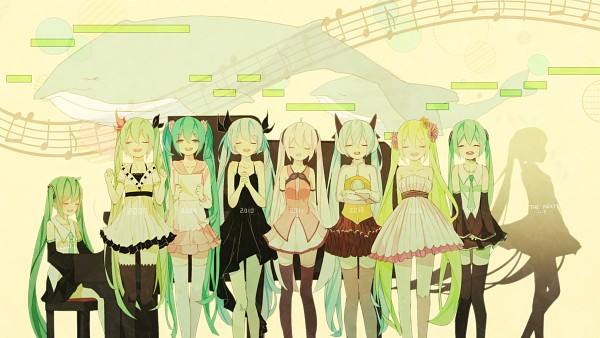 Tags: Anime, Pixiv Id 3490137, Project DIVA F 2nd, Project DIVA F, VOCALOID, Hatsune Miku, Song Request, LOL -lots of laugh-, FREELY TOMORROW, Facebook Cover, World is Mine, Fanart, Fanart From Pixiv