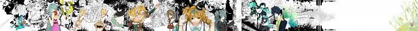 Tags: Anime, Bridget00747, VOCALOID, KAITO, GUMI, Hatsune Miku, MEIKO (VOCALOID), Megurine Luka, Straightjacket, Romeo and Cinderella, Song-Over, LOL -lots of laugh-, Old Radio