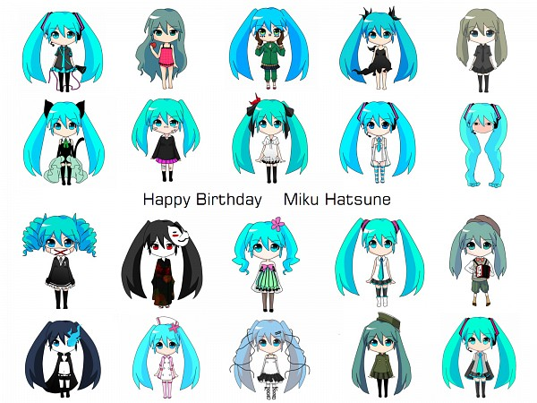 Tags: Anime, Pixiv Id 2989351, Black★Rock Shooter, Project DIVA F 2nd, Project DIVA F, VOCALOID, Shiteyanyo, Black★Rock Shooter (Character), Hatsune Miku, Mouthless, Love-Colored Ward, PoPiPo, Project DIVA Dark Angel
