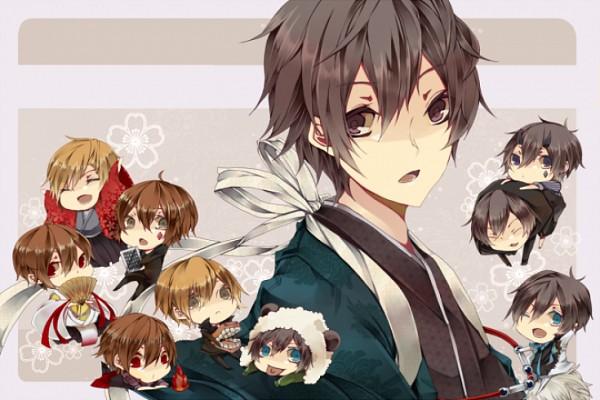 Tags: Anime, Shamuon, Bear Hood, Panda Hood, Panda Hero, Song-Over, Nico Nico Singer, Babylon (Song), Poker Face, Blackjack, Artist Request