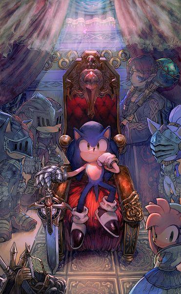 Sonic and the Black Knight - SEGA