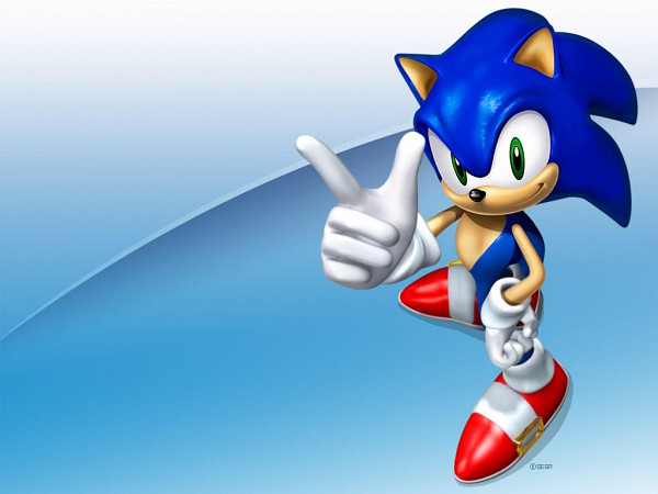 Tags: Anime, SEGA, Sonic the Hedgehog, Sonic the Hedgehog (Character), 3D, Official Art