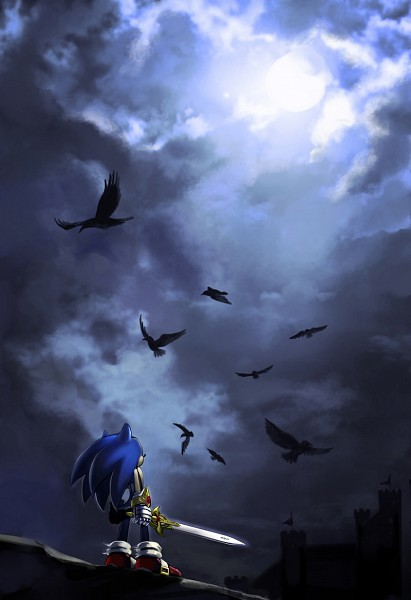 Tags: Anime, Nashico, Sonic and the Black Knight, Sonic the Hedgehog, Sonic the Hedgehog (Character), Fanart, Fanart From DeviantART, deviantART