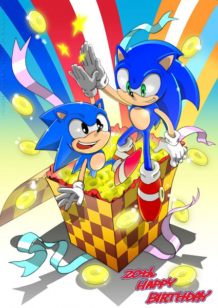 Tags: Anime, Manaita, Sonic the Hedgehog, Sonic the Hedgehog (Character), deviantART, Fanart From DeviantART, Fanart