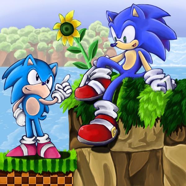 Tags: Anime, Pixiv Id 2880782, Sonic the Hedgehog, Sonic the Hedgehog (Character), Fanart, Fanart From Pixiv, Pixiv